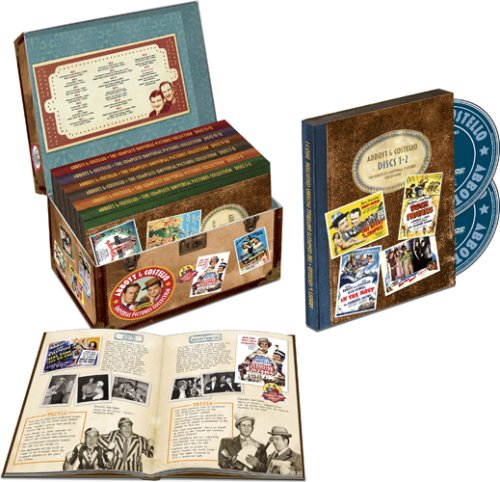 Abbott and Costello - the Complete Universal Pictures Collection