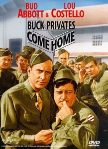 Buck Privates Come Home - Bud Abbott - Lou Costello - DVD