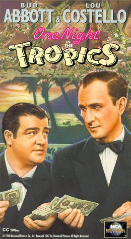 One Night in the Tropics - Bud Abbott, Lou Costello