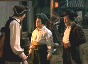 Abbott and Costello Meet Captain Kidd - Lou and Bud at the Tavern