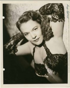 """Sexy """"Feudin' and Fightin"""" Singer Dorothy Shay (Abbott & Costello """"Comin' Round the Mountain"""" actress)"""