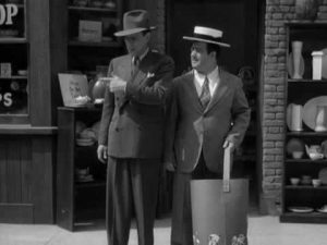 Abbott and Costello - Bagel Street