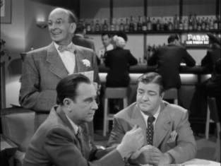 The Noose Hangs High - where Lou Costello does his horse fodder routine