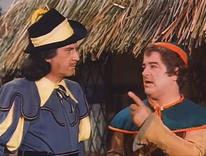 Abbott and Costello in Jack and the Beanstalk