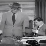 Bud Abbott, Larry the enforcer, Lou Costello, Mr. Blodgett