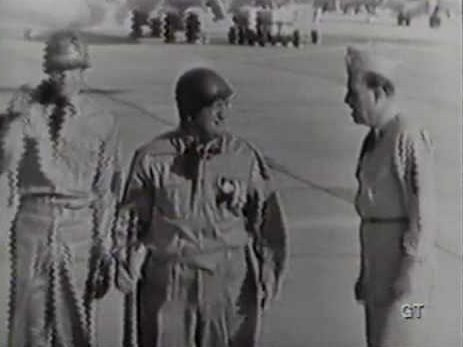 "The Drill Routine, as performed by Bud Abbott and Lou Costello in the film ""BUCK PRIVATES"""
