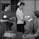 Lou selling ice cream in The Actor's Home episode