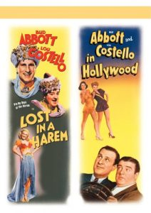 Abbott and Costello Lost in a Harem, Abbott and Costello in Hollywood