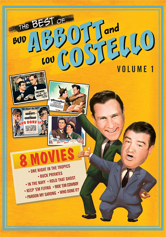 Best of Abbott and Costello volume 1