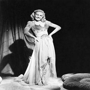 "Marilyn Maxwell sings in ""Lost in a Harem"""