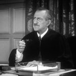 At the trial, presided over by Judge Crumbcake - what a coincidence!